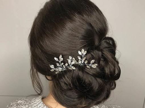 Awangardowa fryzura