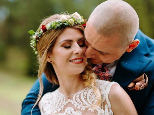 Ślub Dagmary